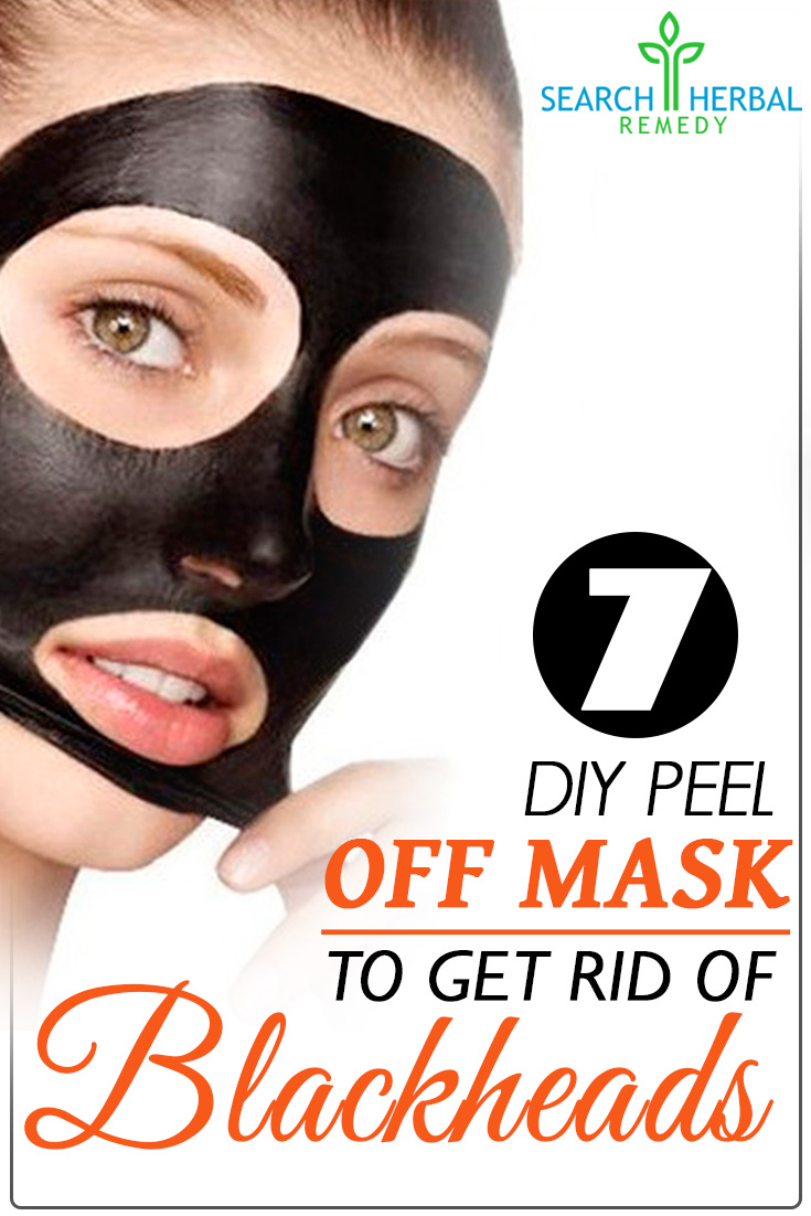 7 DIY Peel Off Mask To Get Rid Of Blackheads