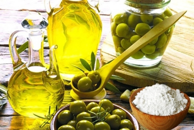 Olive Oil And Baking Soda