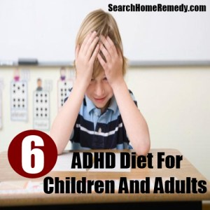 ADHD Diet For Children And Adults