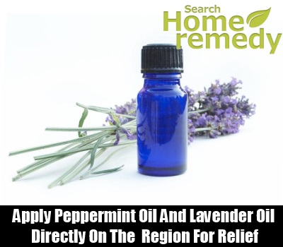 Lavender Oil And Peppermint Oil