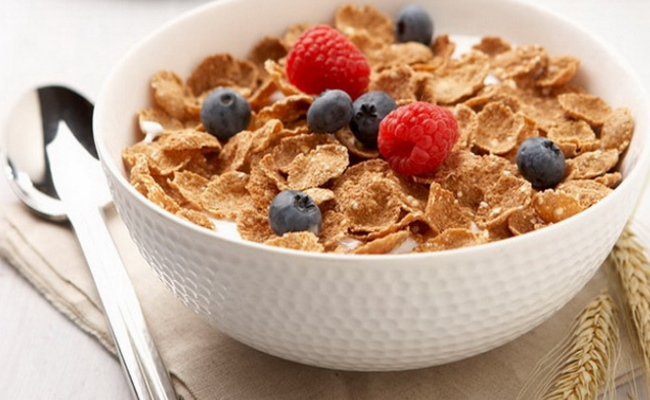 Whole Grains And Cereals
