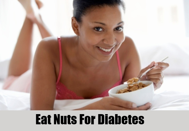 Eat Nuts For Diabetes