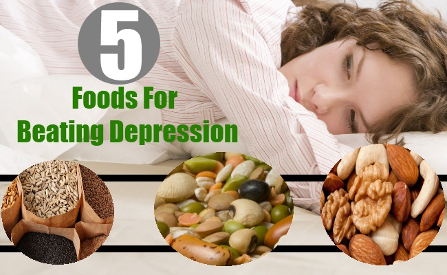 Foods For Beating Depression