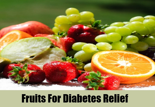 Fruits For Diabetes Relief