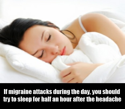 Get Adequate Amount Of Sleep