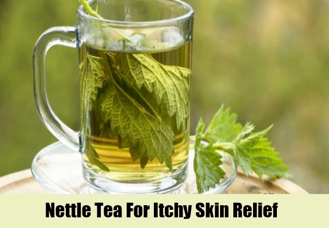 Nettle Tea For Itchy Skin Relief