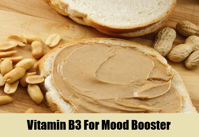 Vitamin B3 For Mood Booster