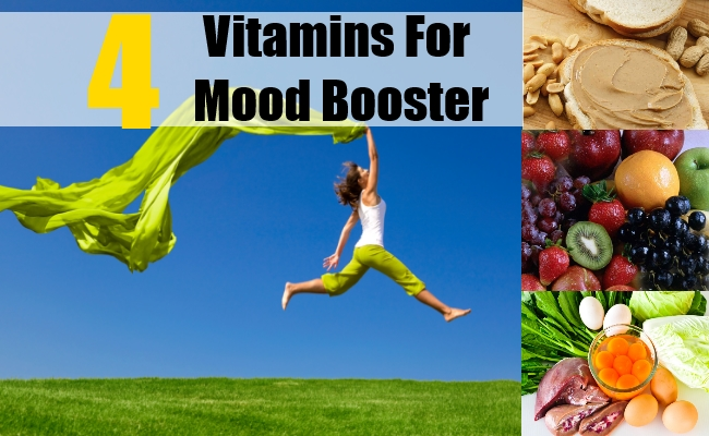 Vitamins For Mood Booster