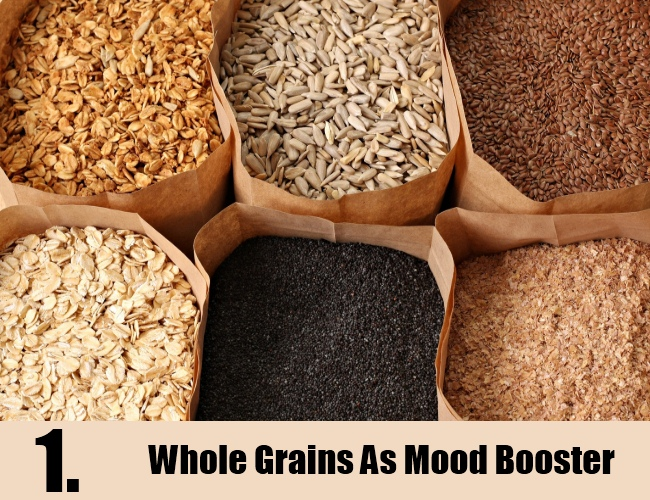 Whole Grains As Mood Booster