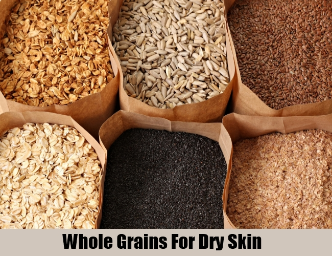 Whole Grains For Dry Skin