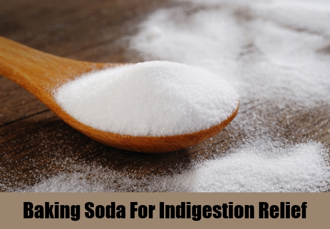 Baking Soda For Indigestion Relief