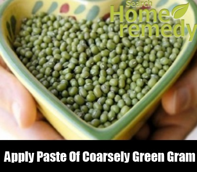 Coarsely Green Gram
