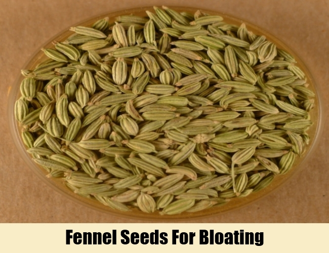 Fennel Seeds For Bloating