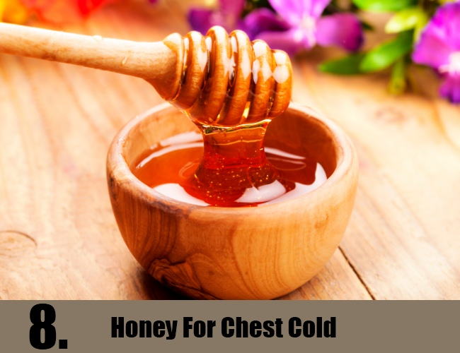 Honey For Chest Cold