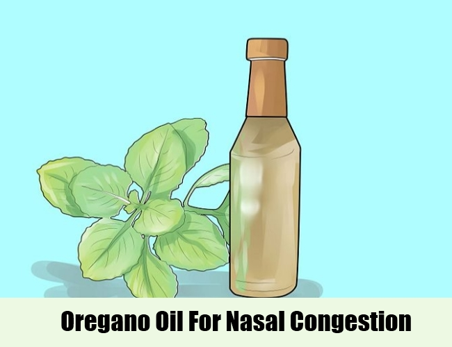 Oregano Oil For Nasal Congestion