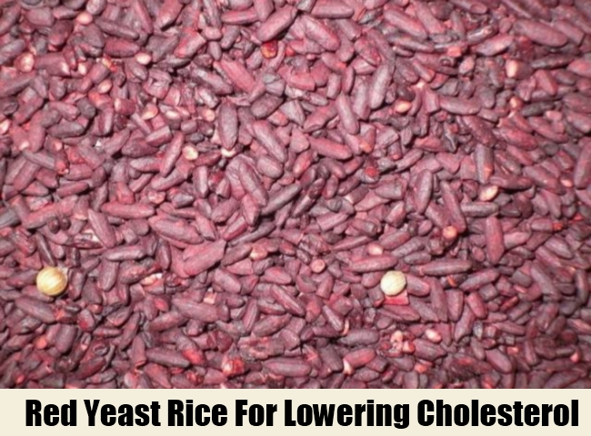 Red Yeast Rice For Lowering Cholesterol