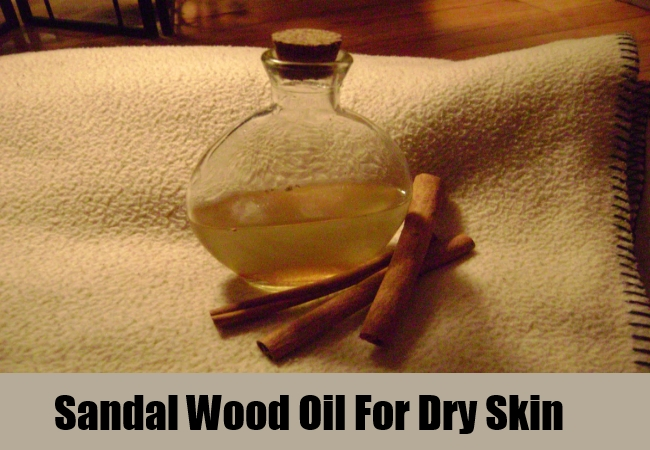 Sandal Wood Oil For Dry Skin