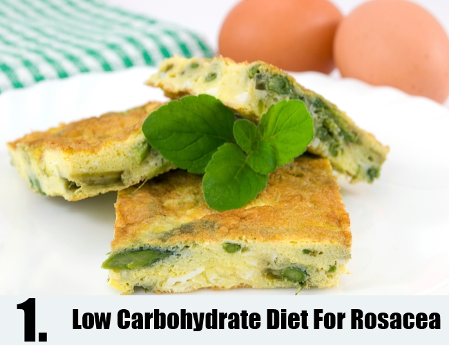 Low Carbohydrate Diet For Rosacea