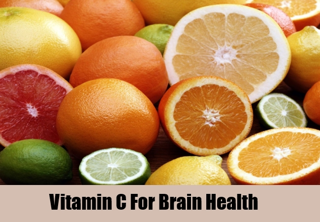 Vitamin C For Brain Health