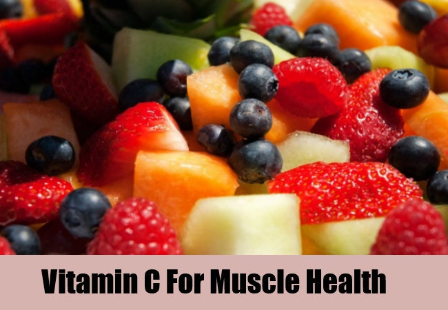 Vitamin C For Muscle Health