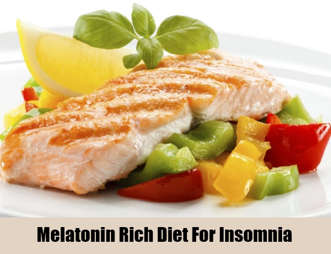 Melatonin Rich Diet For Insomnia