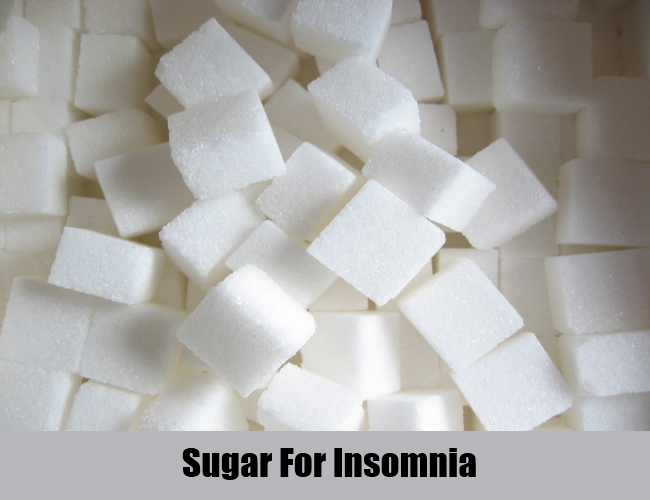 Sugar For Insomnia