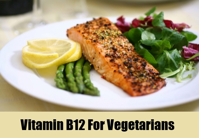 Vitamin B12 For Vegetarians