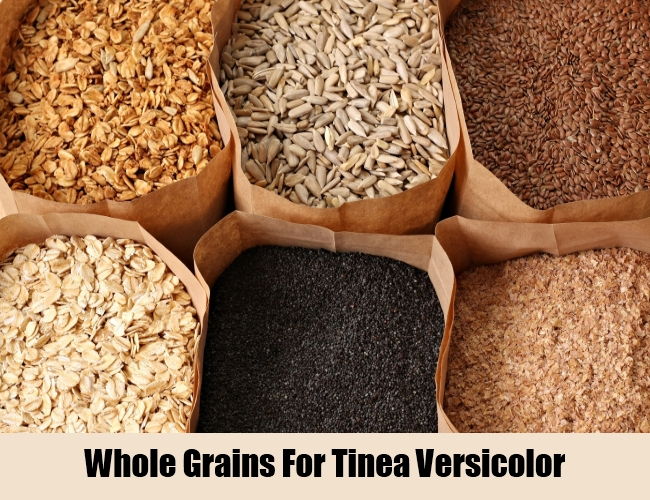 Whole Grains For Tinea Versicolor