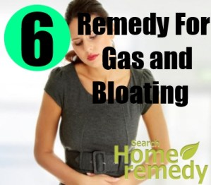 6 Home Remedy For Gas and Bloating