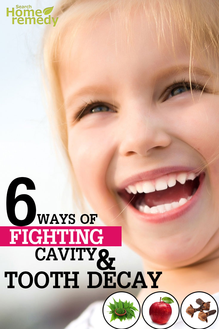 Ways Of Fighting Cavity And Tooth Decay Naturally
