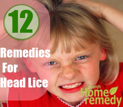 12 Home Remedies For Head Lice