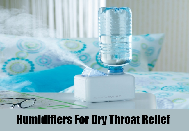 Humidifiers For Dry Throat Relief