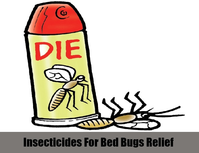 Insecticides For Bed Bugs Relief