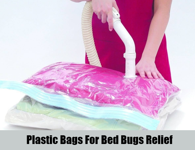 Plastic Bags For Bed Bugs Relief