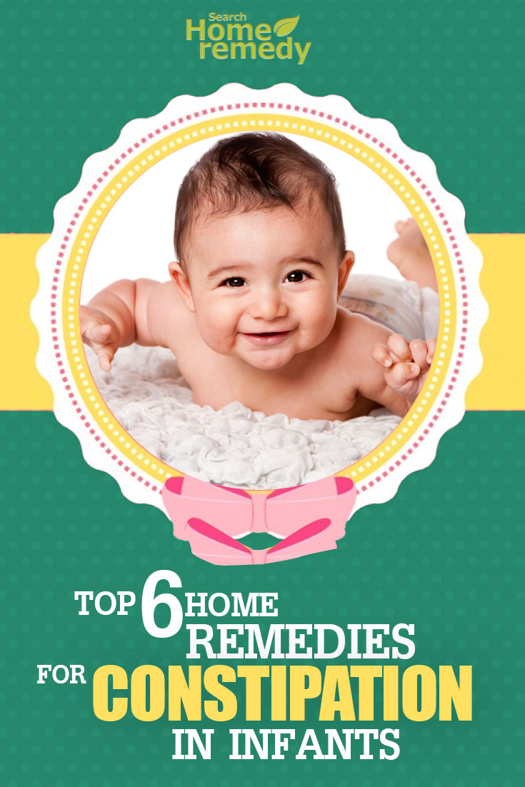 Top 6 Home Remedies For Constipation In Infants