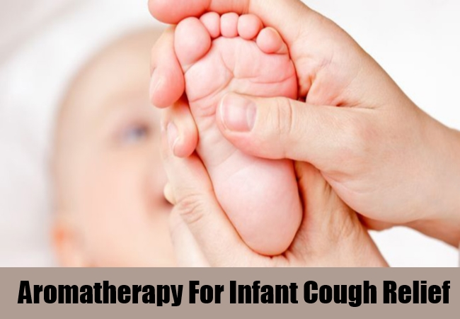 Aromatherapy For Infant Cough Relief