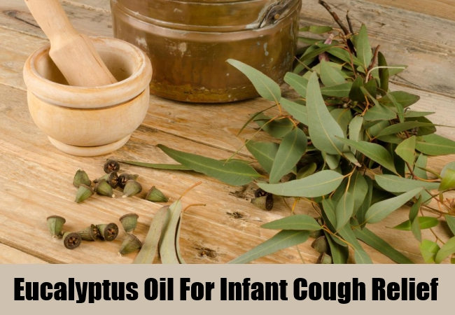 Eucalyptus Oil For Infant Cough Relief