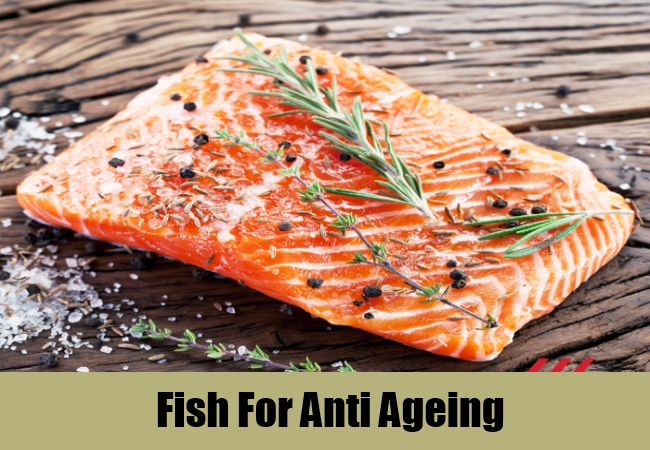 Fish For Anti Ageing