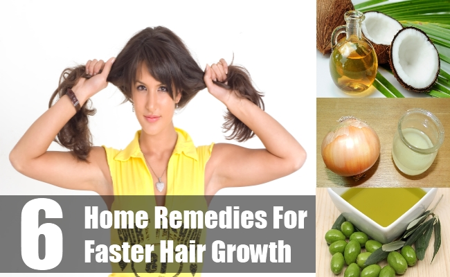 6 Excellent Home Remedies For Faster Hair Growth Search Home Remedy