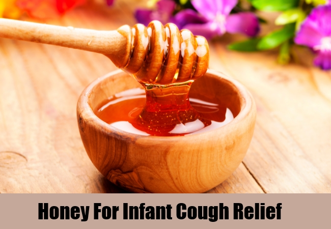 Honey For Infant Cough Relief