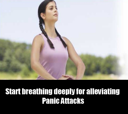 Practice Deep Breathing
