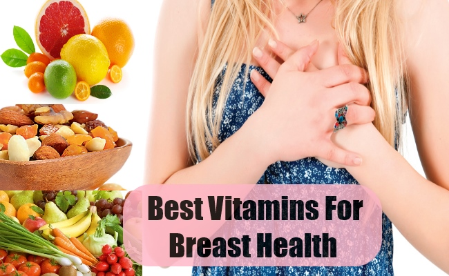 Best Vitamins For Breast Health