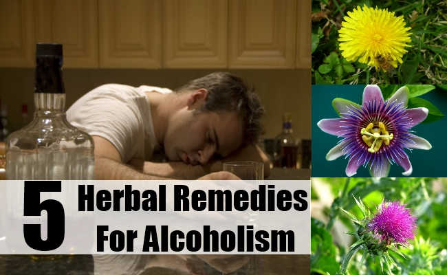 Herbal Remedies For Alcoholism
