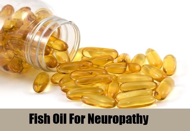 Fish Oil For Neuropathy