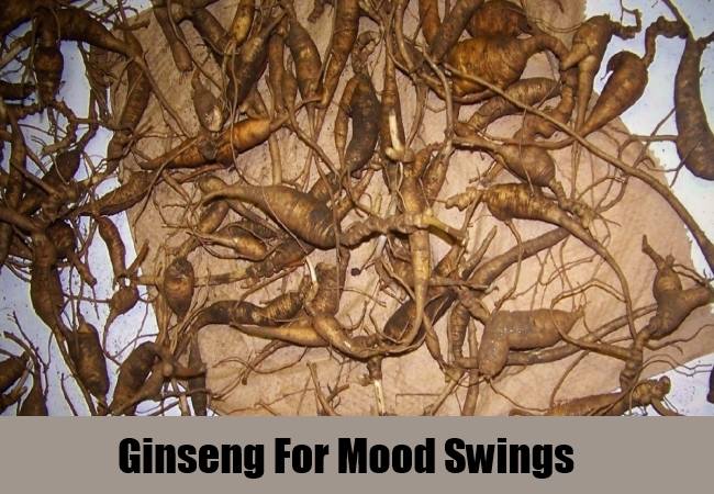 Ginseng For Mood Swings