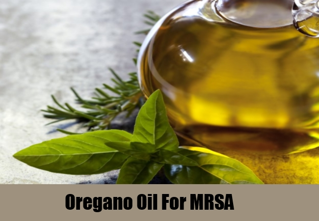 Oregano Oil For MRSA