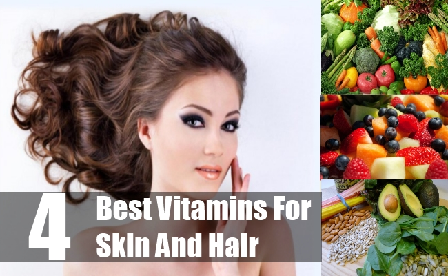 Best Vitamins For Skin And Hair