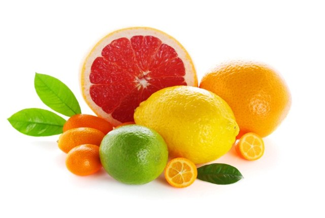 Citrus Fruits And Vitamin C