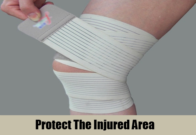 Protect The Injured Area
