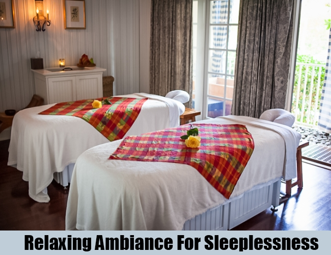 Relaxing Ambiance For Sleeplessness